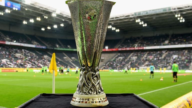 europa league trophy uefa football 3332895