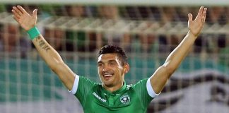 VIDEO | Seară magică pentru Keșeru! Hat-trick cu ȚSKA Moscova, în Europa League