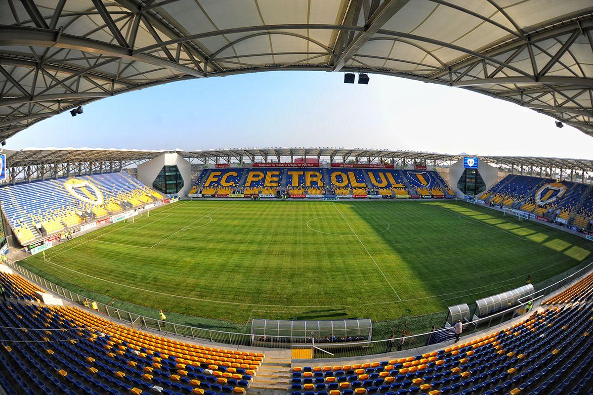 Ploiești Stadionul Ilie Oană