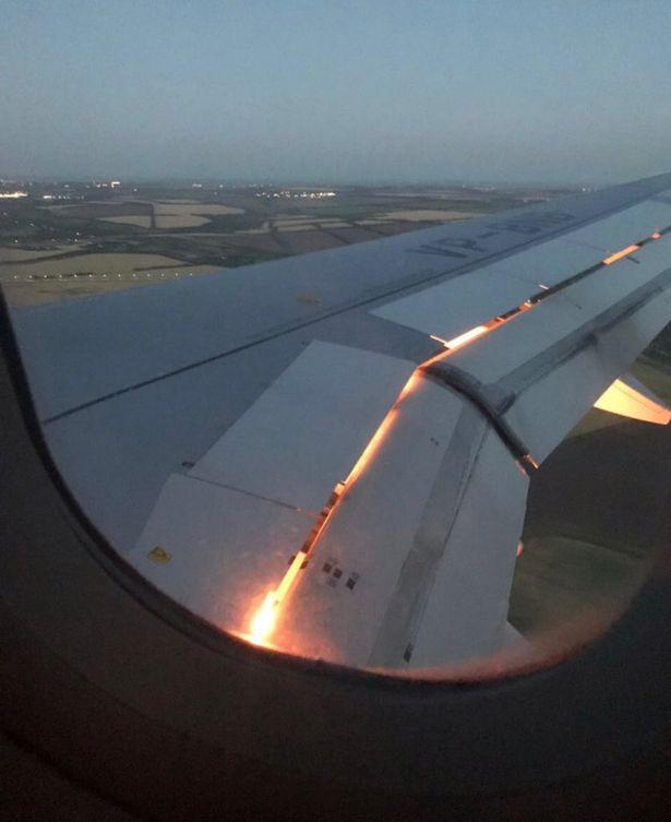 BREAKING NEWS | Avionul în care se afla naționala Arabiei Saudite a luat foc. VIDEO
