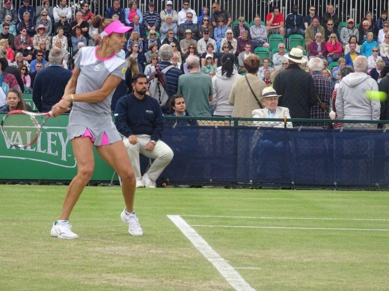 Victorie fantastică pentru Mihaela Buzărnescu! Românca e în semifinale la Birmingham