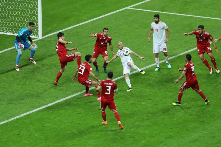 VIDEO | Iran – Spania 0-1. Ibericii au făcut un pas mare spre optimile CM