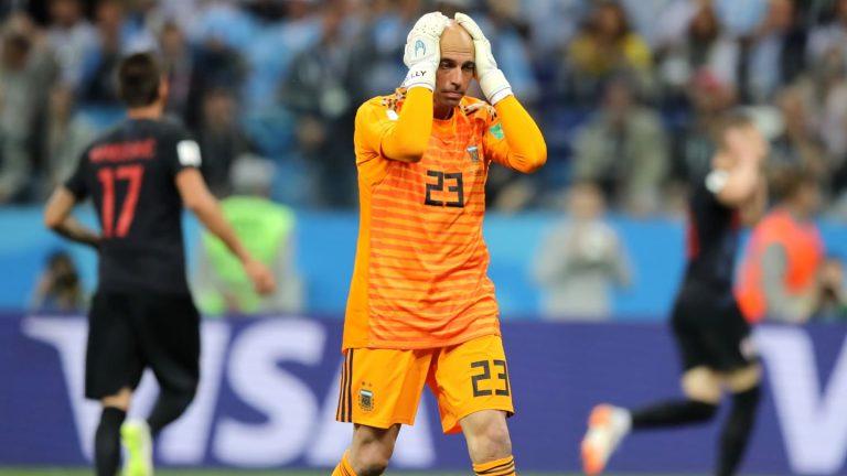 FOTO   Argentina, umilită de Croația! Unde este Messi?!