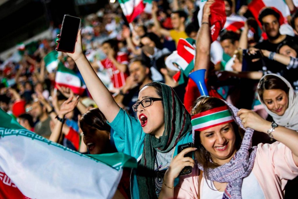 Intalnirea Femei Iran)