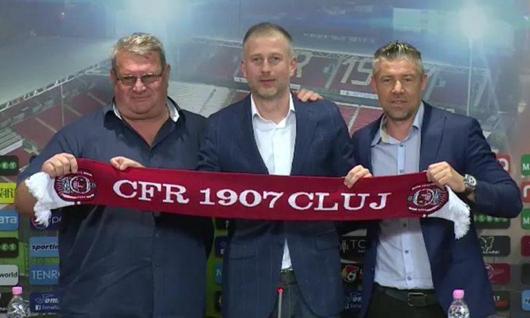 """Edi Iordănescu continuă să aibă regrete după experiența CFR Cluj! """"Am fost neinspirat"""""""
