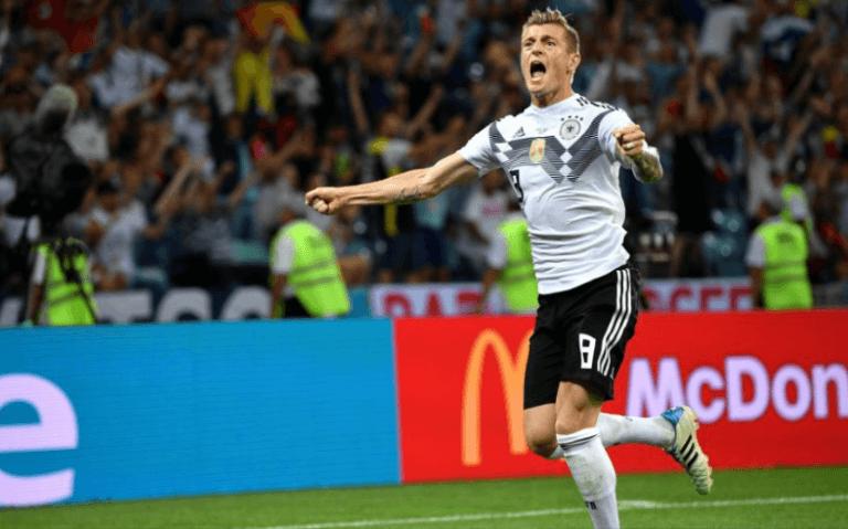 VIDEO | Au SUPRAVIEȚUIT! Golul de generic al lui Kroos salvează Germania în minutul 95