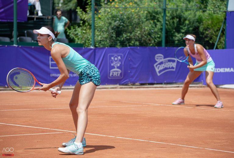 Reacția Irinei Begu după calificarea în finala turneului de la București