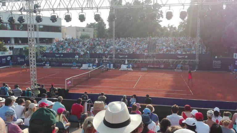 Irina Begu și Mihaela Buzărnescu debutează marți în turneul de la București