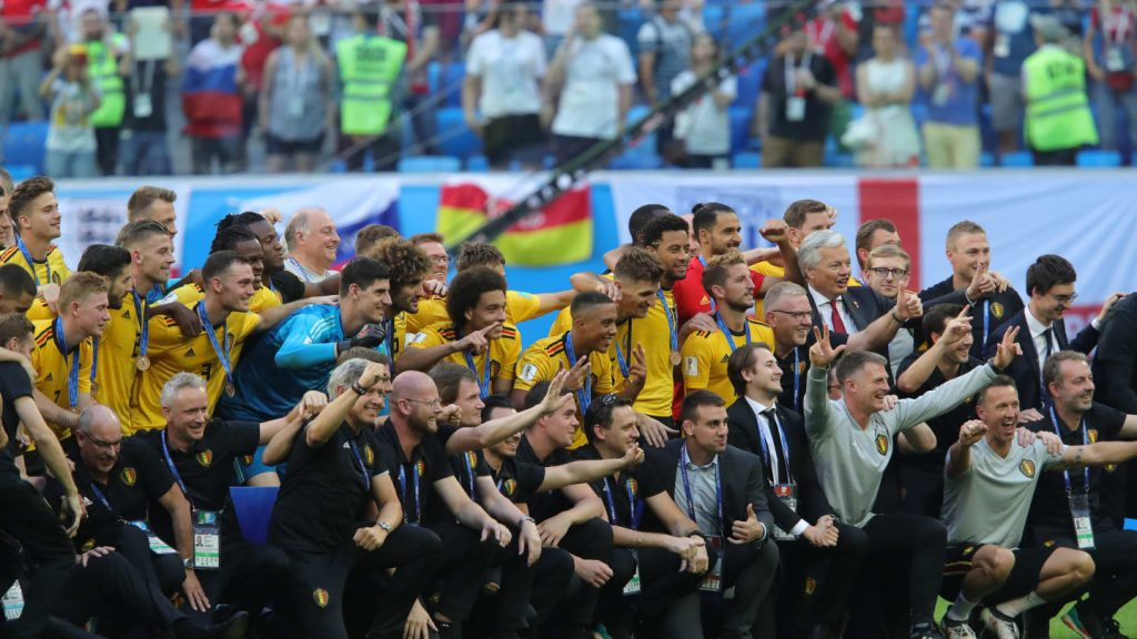 belgia locul 33