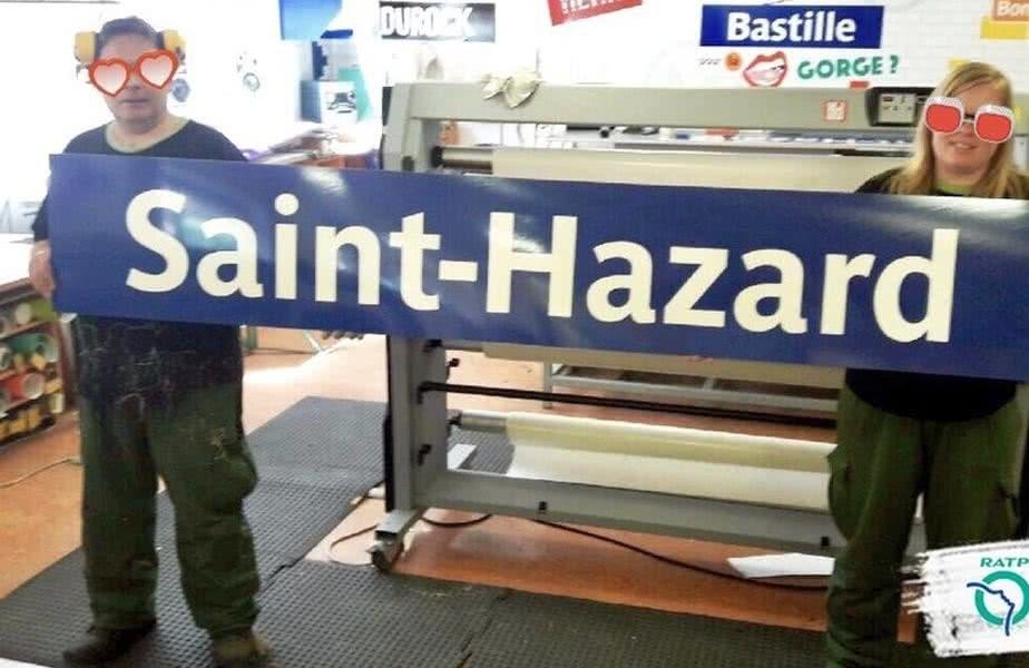 saint hazard