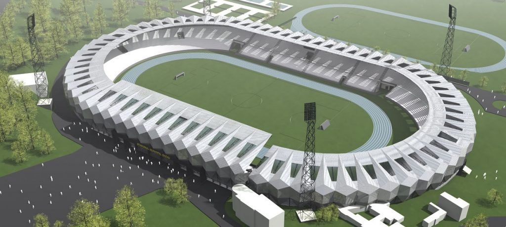 stadion nou Bacau