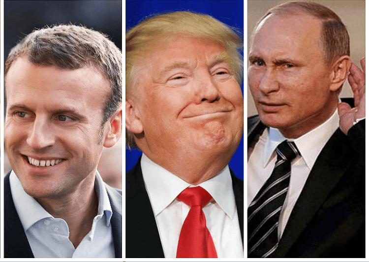 FOTO | Reacția lui Donald Trump după finala Cupei Mondiale! Mesajul pentru Franța și Rusia