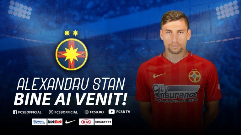 """Prima reacție a lui Stan după transferul carierei: """"Mă pregăteam să plec în cantonament cu Astra"""""""
