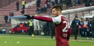 VIDEO | Victorie facilă pentru CFR Cluj cu Sepsi! Încă un pas spre titlu