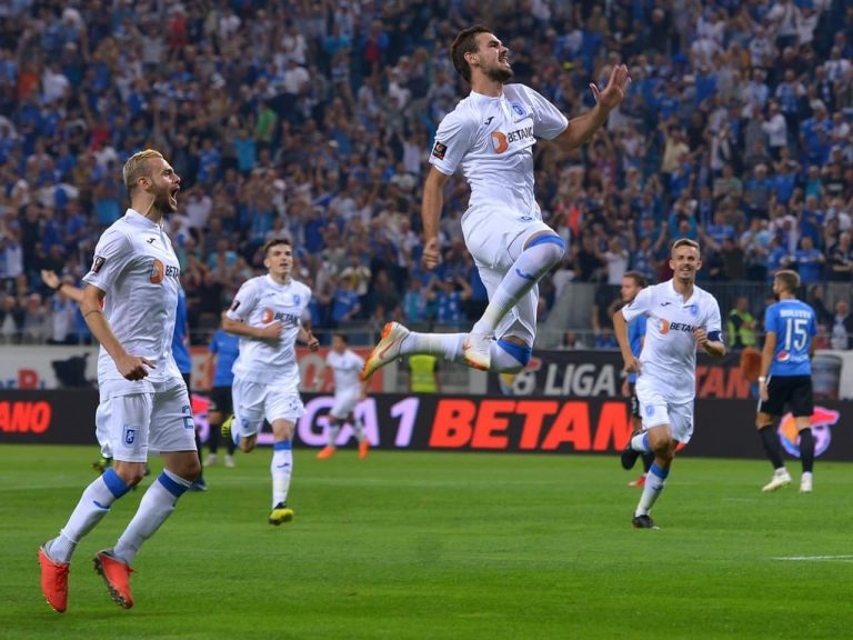 VIDEO | Craiova – Viitorul 2-0! Elvir Koljic, patru goluri în trei meciuri