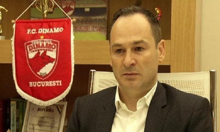 Ionuț Negoiță l-ar fi DEMIS pe Florin Bratu din funcția de antrenor al lui Dinamo!