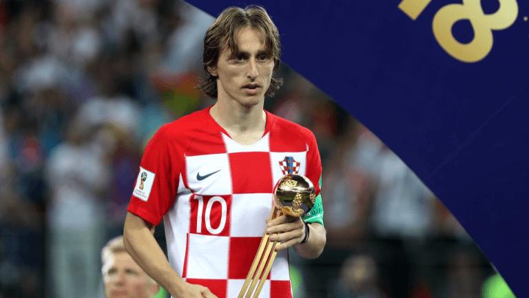 VIDEO | Luka Modric, jucătorul anului 2018!