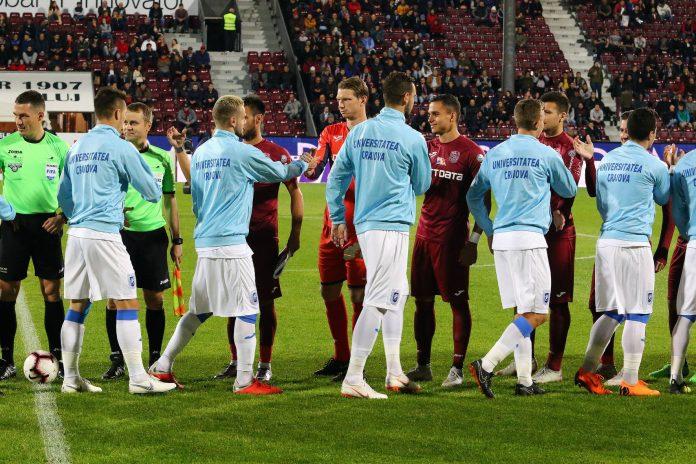 CFR Cluj - Craiova rezumat video. Scor final 1-0  |Cfr Craiova