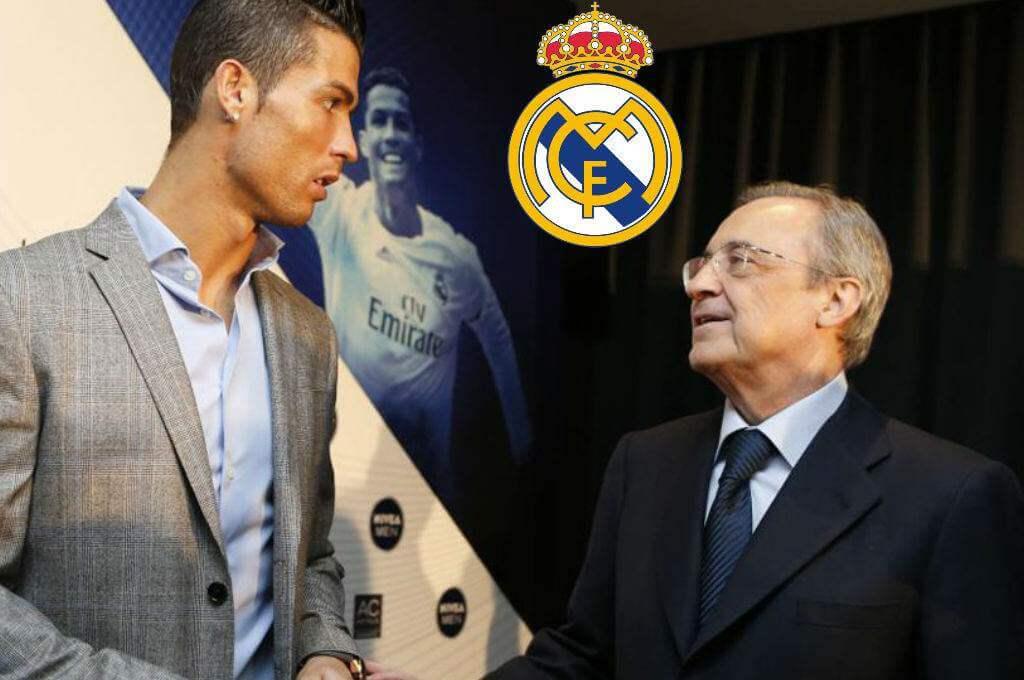 Ronaldo and Perez