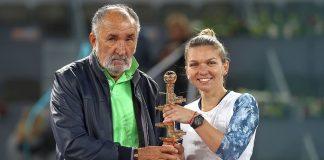 Simona Halep îl vrea pe Ion Țiriac la conducerea Federației Române de Tenis