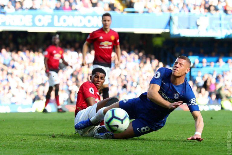 VIDEO | Derby aprins. Mourinho a sărit la bătaie pe Stamford Bridge