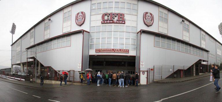 CFR Cluj, de vânzare! Investitori din Franţa, tentaţi de clubul din Gruia