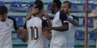 VIDEO | Astra, cu un pas și jumătate în playoff! Calcule după victoria cu Hermannstadt