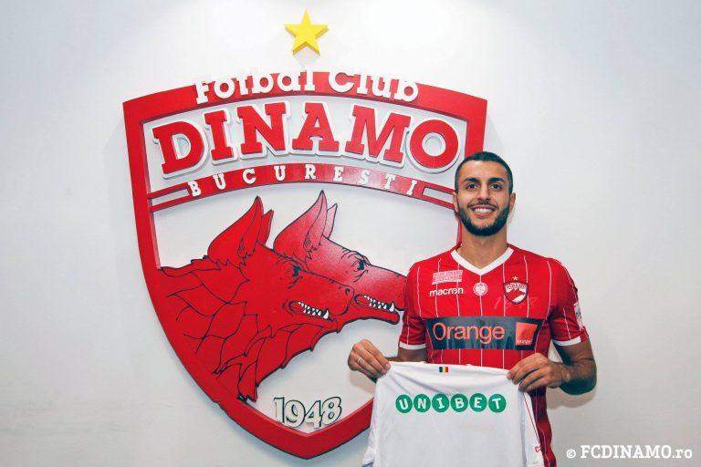 Concurență în atacul lui Dinamo! Al cincilea transfer făcut de Rednic
