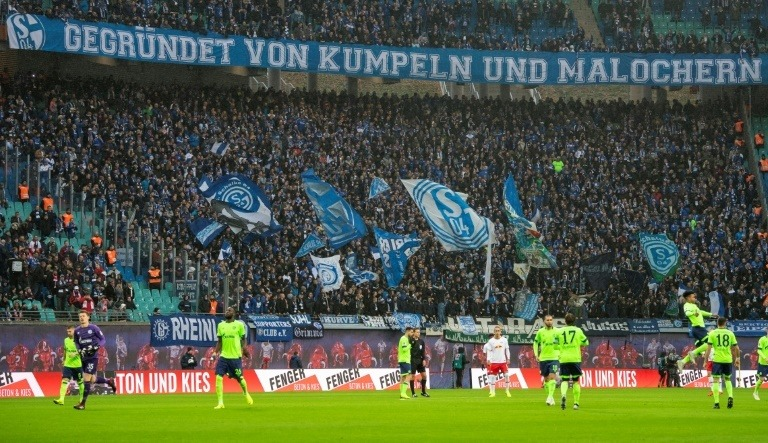 Schalke fani
