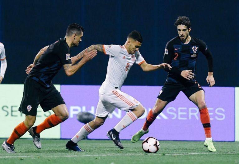 VIDEO   Croația și Spania au făcut spectacol în Liga Națiunilor. Victorie pentru Belgia