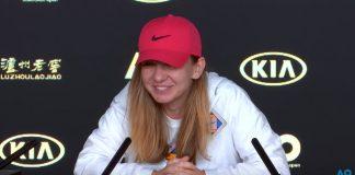 """Simona dă cărțile pe față! Cine a ajutat-o la Australian Open: """"Îi mulțumesc!"""""""