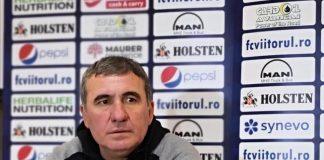 """Viitorul, fără gol marcat de 6 etape! Gică Hagi: """"Nu suntem inspirați"""""""