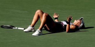 VIDEO | Bianca Andreescu, victorie incredibilă la Miami! A salvat o minge de meci și a învins-o pe Begu