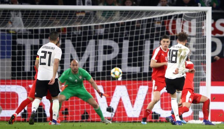 VIDEO   Egal pentru Germania în primul meci din 2019. Cum a arătat echipa lui Low