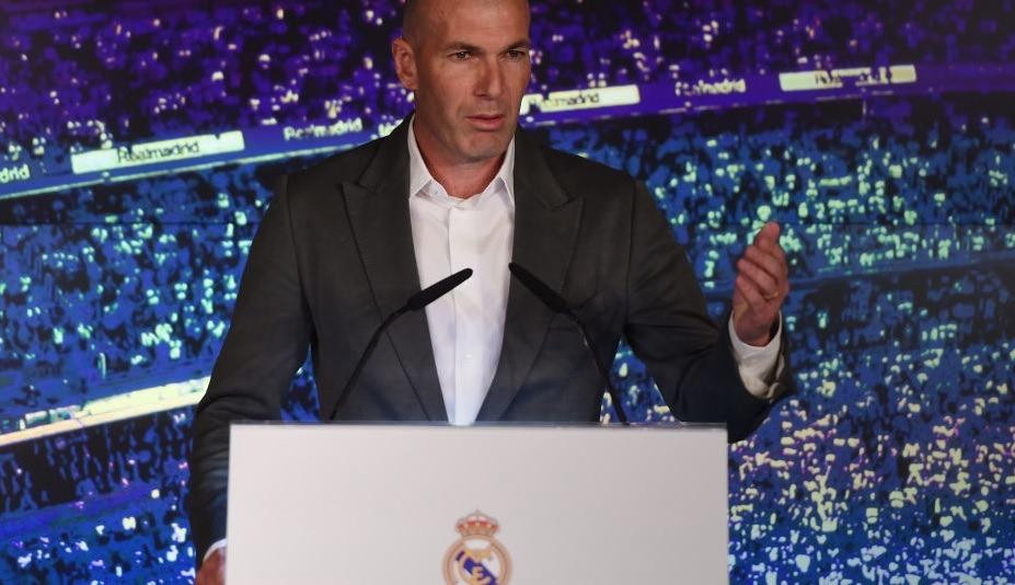 Zidane conf