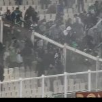 incidente panathinaikos2