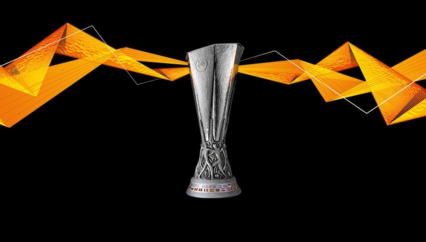 Europa League trofeu