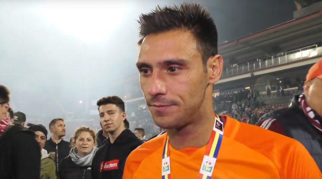 Mario Camora, medalie campion
