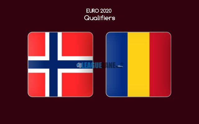 Norway vs Romania Euro 2020 Qualifier