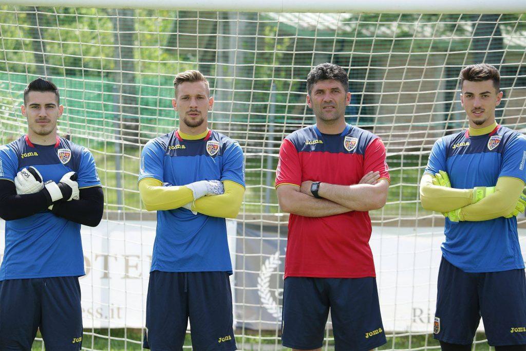 antrenament Romania 3