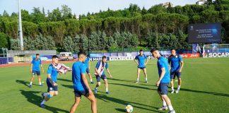 VIDEO   România, gata de primul meci la Euro! Tricolorii au făcut antrenamentul oficial
