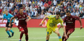 LIVE VIDEO BLOG | CFR Cluj – Astana, în turul 1 preliminar al Ligii Campionilor. Ardelenii domină autoritar partida