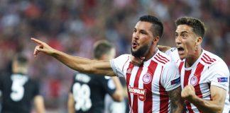 VIDEO | Olympiacos, scorul serii în UCL! Steaua Roșie e la un pas de o nouă performanță extraordinară