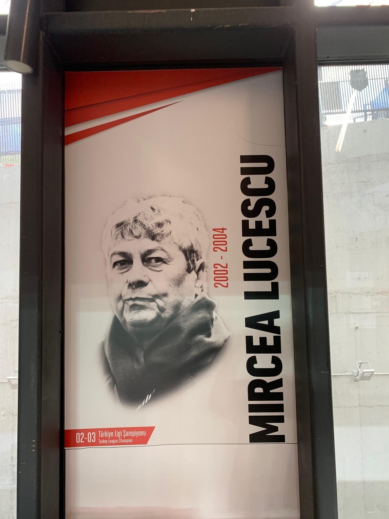 mircea lucescu besiktas