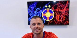 OFICIAL | Cum explică FCSB situația lui Gikiewicz. Avocatul polonezului a reclamat clubul la FIFA