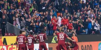 """Ardelenii n-au rivali în Liga 1: """"Când eşti pe primul loc, toți vor să te omoare"""""""