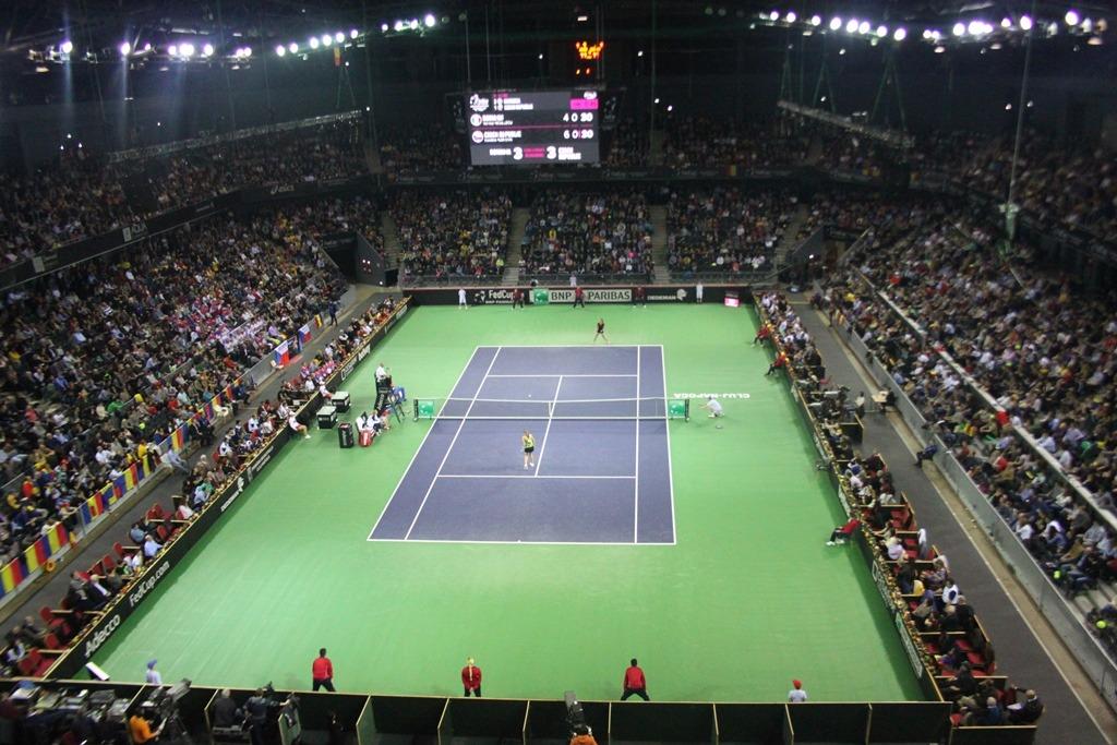 sala polivalenta cluj tenis