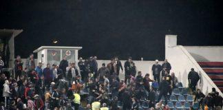 Amenzi și interdicții pentru suporterii ieșeni după haosul de la Botoșani!