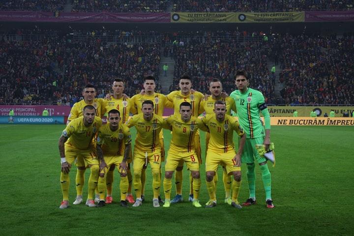 Romania Suedia echipa