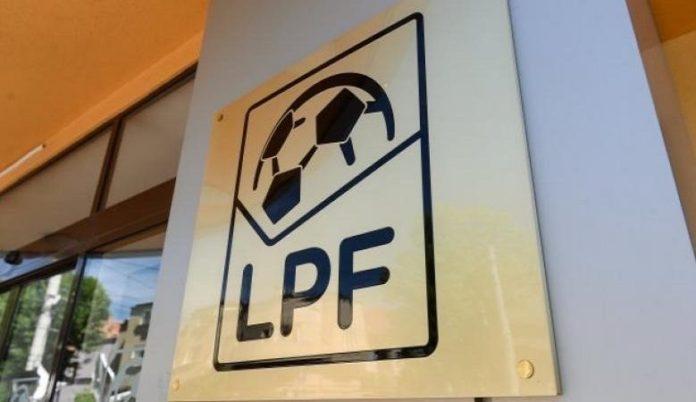 lpf liga profesionistă de fotbal